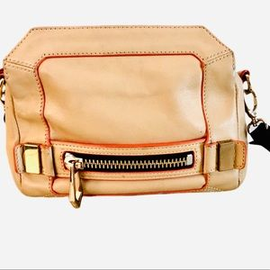 Botkier Honore Leather Tan Crossbody